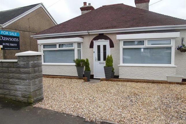 Thumbnail Detached bungalow for sale in Mynydd Garnllwyd Road, Morriston, Swansea