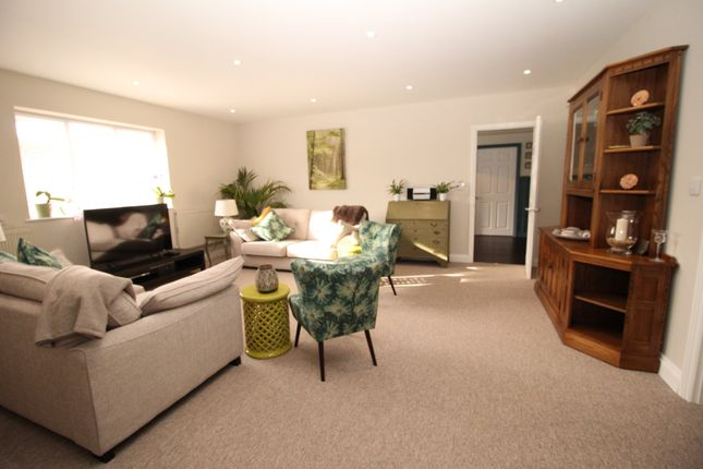 Thumbnail Detached bungalow to rent in Barrack Road, West Parley, Ferndown