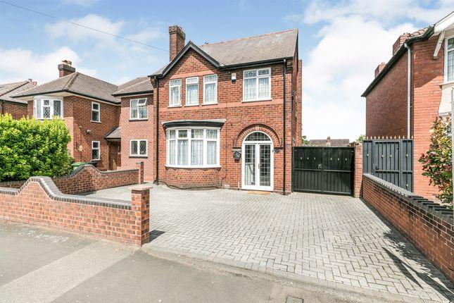 Thumbnail Detached house for sale in Green Lane, Halesowen