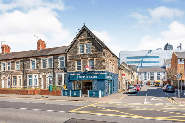 2 bed flat for sale in North Road, Gabalfa, Cardiff CF10