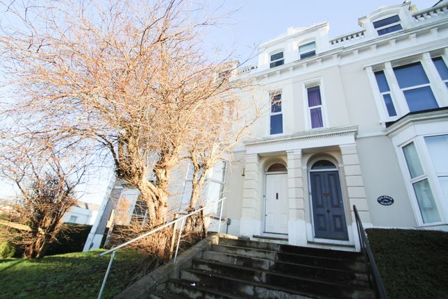 Thumbnail Terraced house for sale in North Hill, Mutley, Plymouth