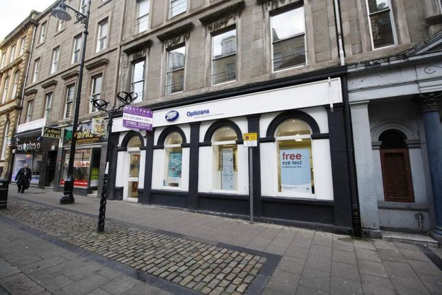 Thumbnail Office for sale in 10 Panmure Street, Dundee