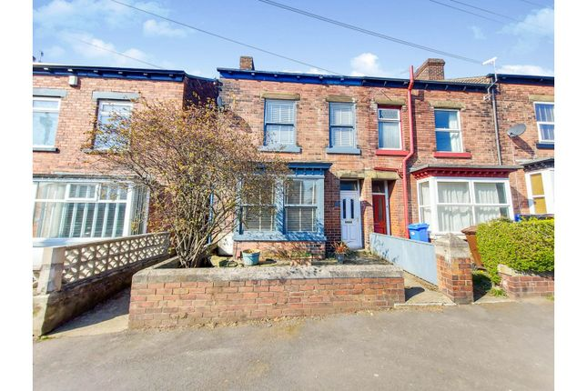 3 bed terraced house for sale in Marlcliffe Road, Sheffield S6