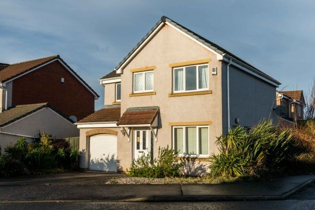 4 bed detached house for sale in Wilson Place, Dunbar, East Lothian