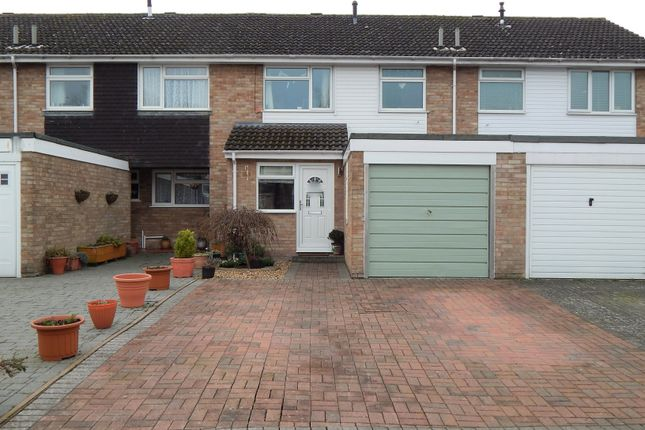 Thumbnail Terraced house for sale in Chaunterell Way, Abingdon