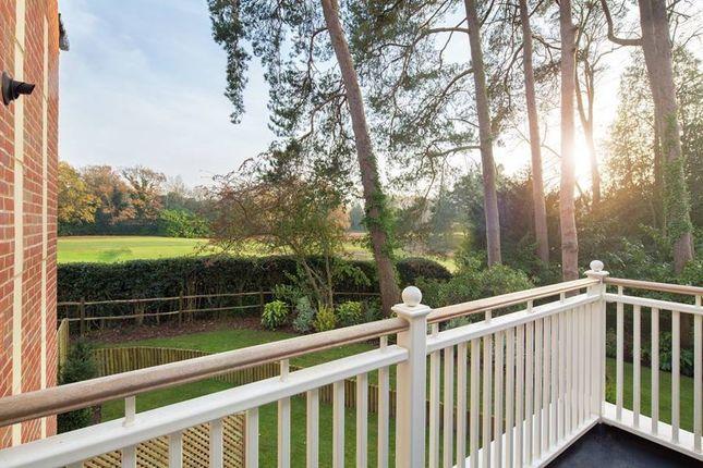 "Thumbnail Flat for sale in ""Balcony Apartment - Plot 6"" at London Road, Sunningdale, Ascot"