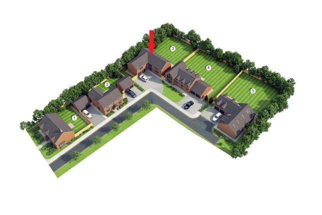 Thumbnail Detached house for sale in Plot 3 52 Sutton Lane, Sutton In The Elms