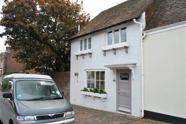 Thumbnail Cottage to rent in St Annes Cottage, High Street, Lewes