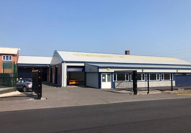 Thumbnail Light industrial to let in B, Road One/Road Two, Winsford Industrial Estate, Winsford, Cheshire