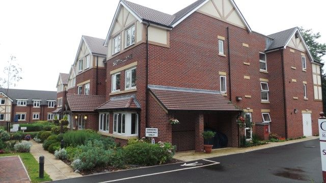 Thumbnail Property for sale in Steeple Lodge, Church Road, Boldmere