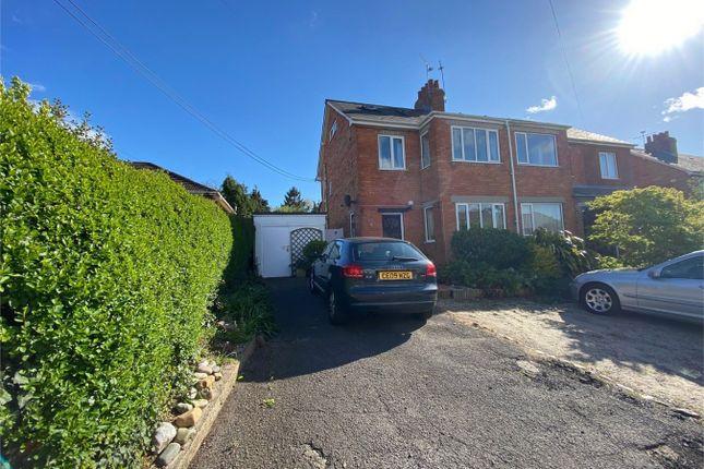 Thumbnail Semi-detached house for sale in Mountway Lane, Bishops Hull, Taunton, Somerset
