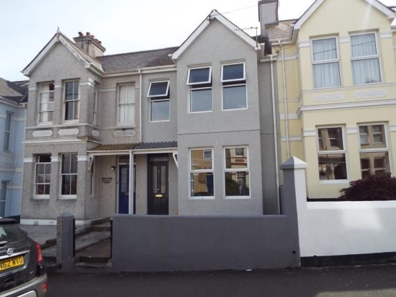 Thumbnail Terraced house for sale in Torpoint, Cornwall