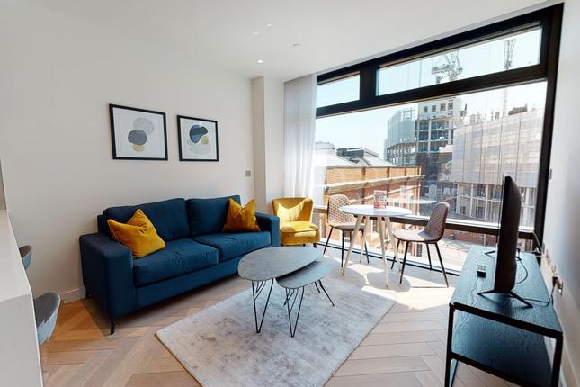 Duplex to rent in 1 Principal Place, Worship Street, London, London