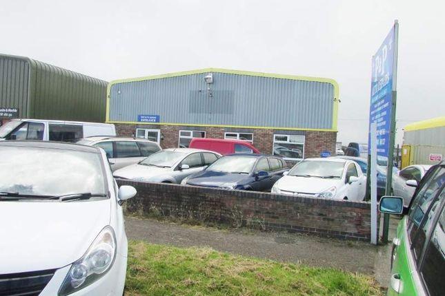 Thumbnail Parking/garage for sale in Carnaby Industrial Estate, Lancaster Road, Bridlington