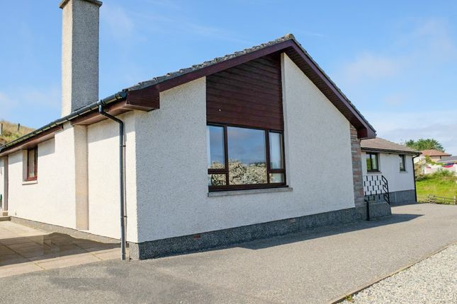 Thumbnail Detached bungalow for sale in Stornoway, Isle Of Lewis