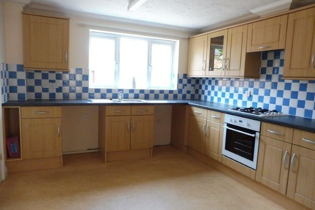 Thumbnail Property to rent in Arnold Pitcher Close, North Walsham