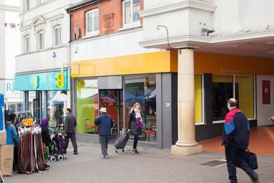 Thumbnail Retail premises to let in 37 Union Street, The Wellington Centre, Aldershot, Hampshire