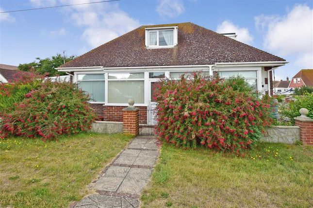 Thumbnail Detached bungalow for sale in Roberts Road, Greatstone, New Romney, Kent