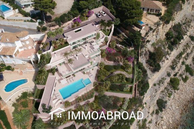 Thumbnail Villa for sale in 03724 Moraira, Alicante, Spain