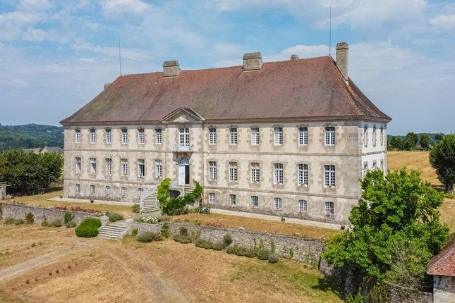 Thumbnail Château for sale in Ste Feyre, Creuse, Nouvelle-Aquitaine