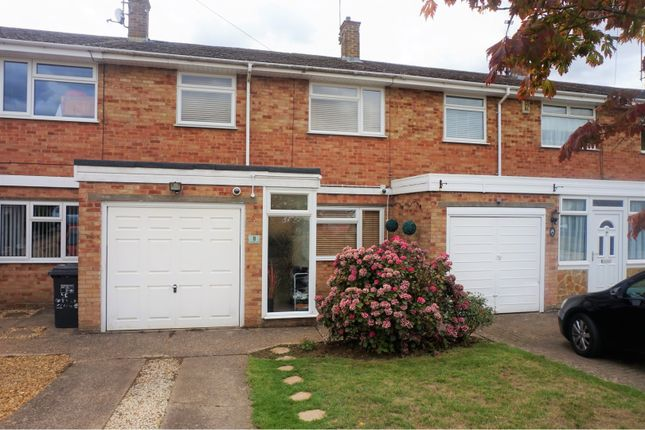 Thumbnail Terraced house for sale in Cottage Close, Kingsthorpe, Northampton