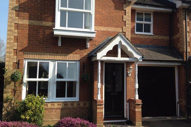 Thumbnail Terraced house to rent in Verbena Close, Winnersh, Wokingham, Berkshire