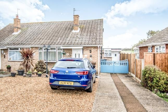 Thumbnail Bungalow for sale in Canons Close, Wootton, Bedford, Bedfordshire