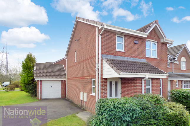 Thumbnail Detached house to rent in Tudor Road, Penwortham