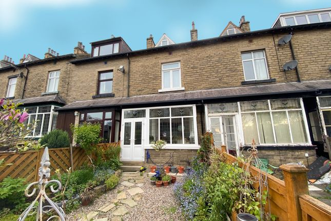 Thumbnail Terraced house for sale in Wensley Avenue, Shipley