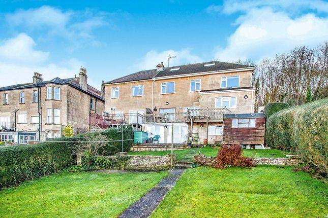 Rear Garden of Bloomfield Road, Bath BA2