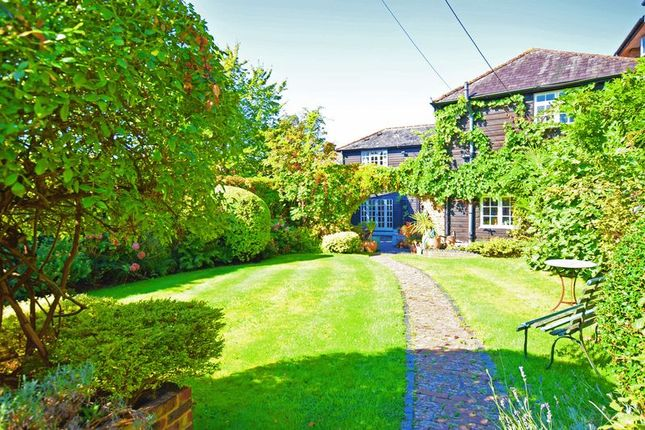 Thumbnail Detached house for sale in Hempstead Rise, Uckfield, East Sussex