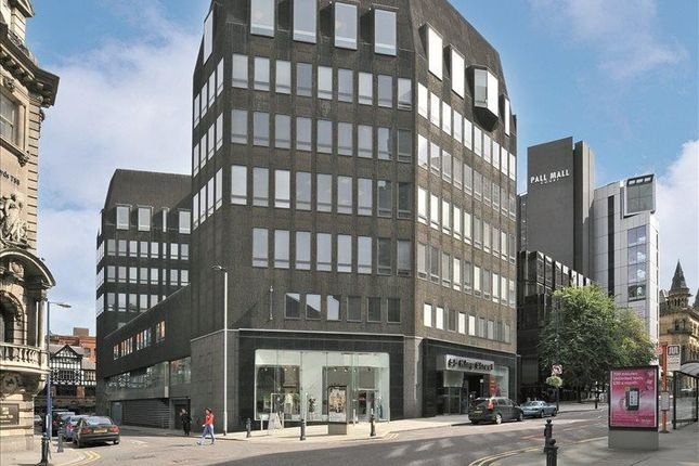 Office to let in 55 King Street, Manchester