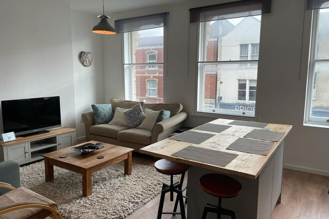 3 bed flat to rent in West Street, St Philips, Bristol BS2