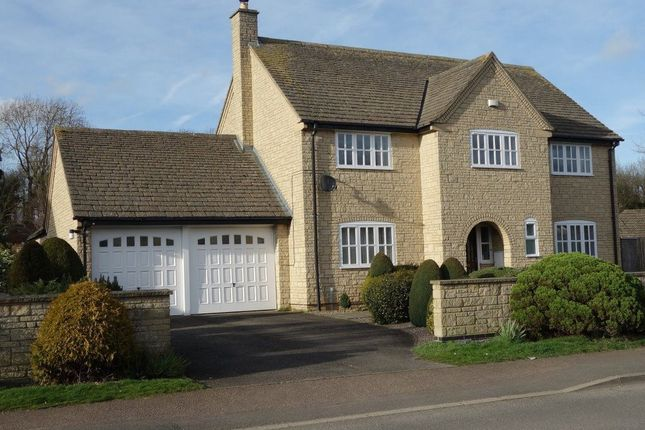 Thumbnail Property to rent in Wood Road, Kings Cliffe, Peterborough