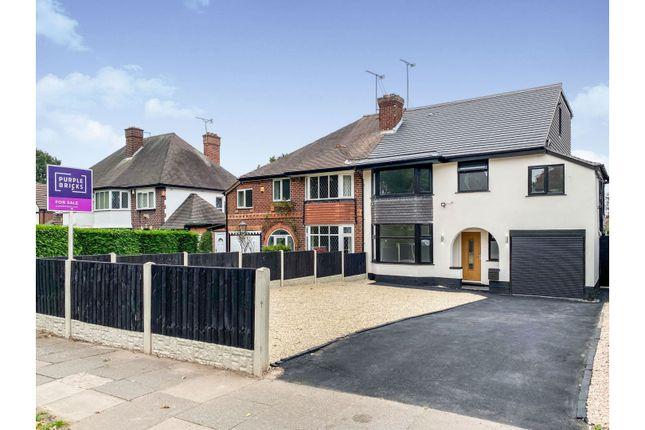 Thumbnail Semi-detached house for sale in Grange Road, Birmingham