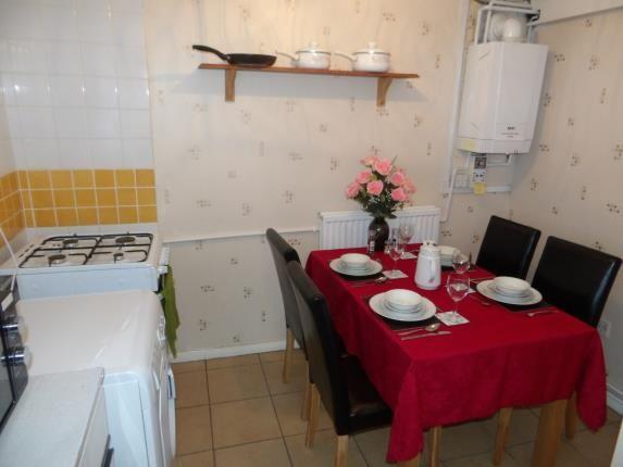 Kitchen of Albion Street, Liverpool, Merseyside L5