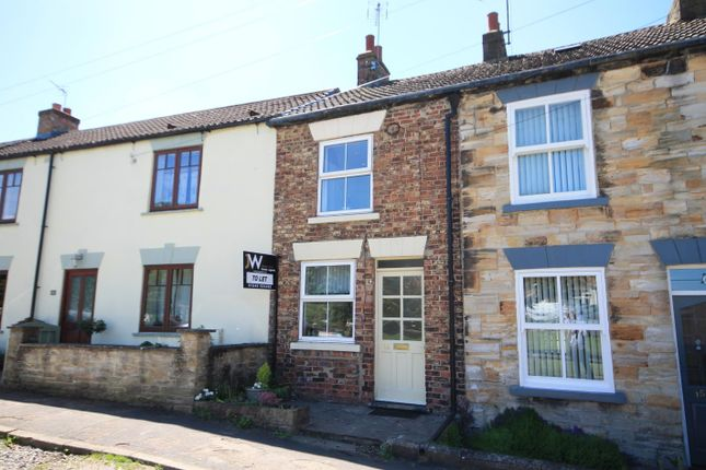 Thumbnail Terraced house to rent in St. James Green, Thirsk