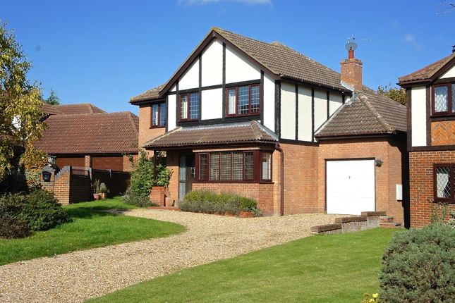 Thumbnail Detached house for sale in Preslent Close, Shillington, Hitchin