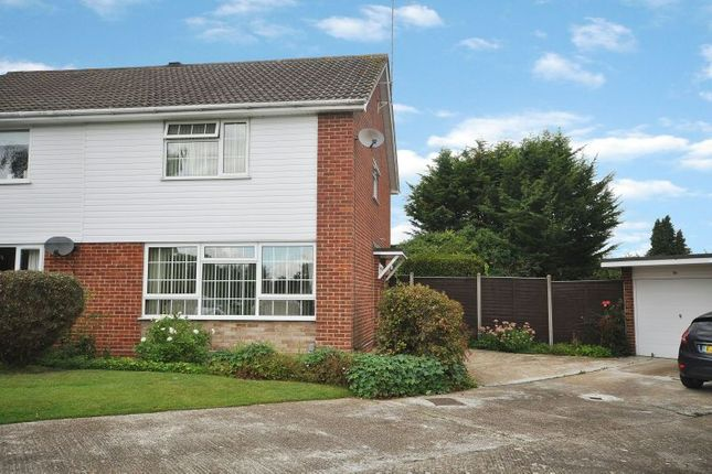 3 bed semi-detached house for sale in Munro Avenue, Woodley, Reading