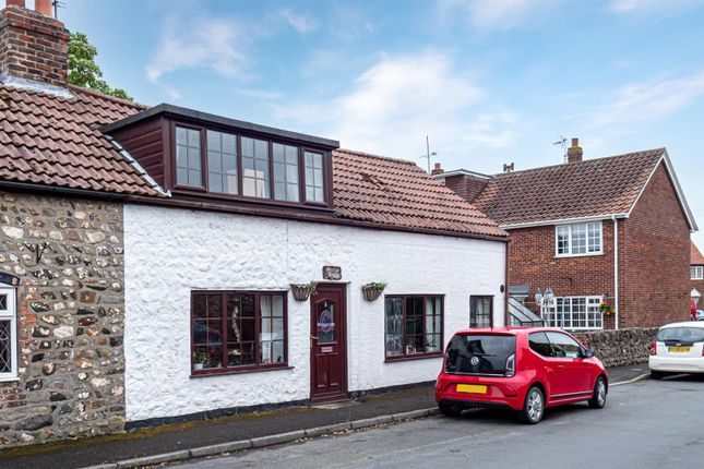 Thumbnail Cottage for sale in Back Street, Skipsea, Driffield