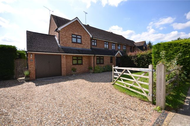 3 bed semi-detached house for sale in Church View, White Waltham, Maidenhead