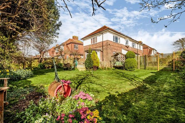 Thumbnail Detached house for sale in Rose Walk, Worthing, West Sussex