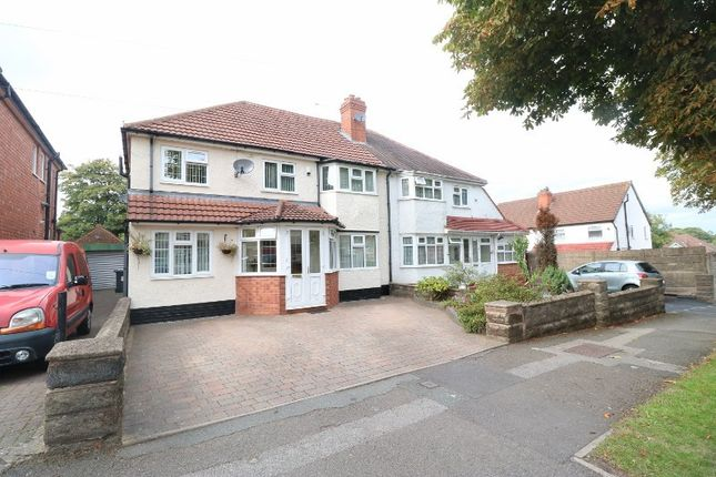 Thumbnail Semi-detached house for sale in Linchmere Road, Handsworth, West Midlands