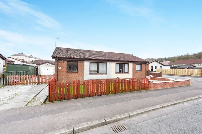 Thumbnail Semi-detached bungalow for sale in Dublin Road, Darvel