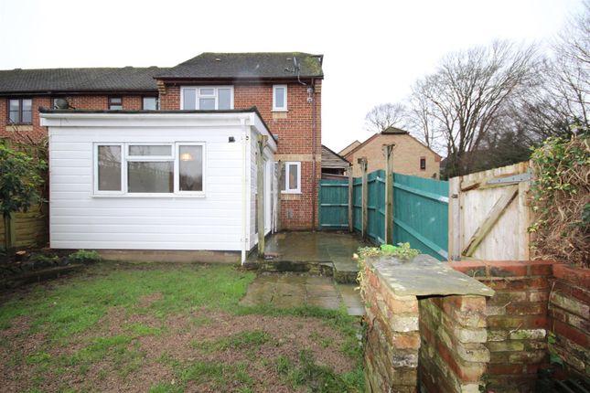 1 bed terraced house to rent in Linnet Green, Ridgewood, Uckfield TN22
