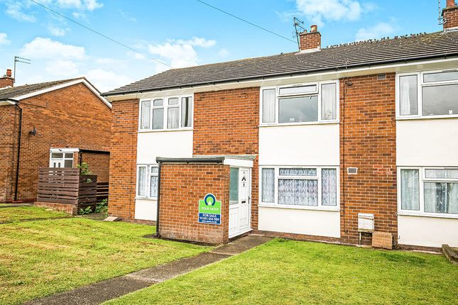 Thumbnail Flat for sale in Cottage Lane, St. Martins, Oswestry