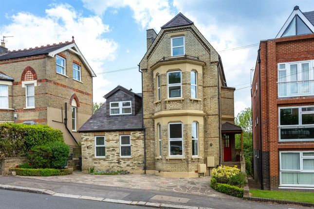 Thumbnail Detached house for sale in Hadley Road, New Barnet, Barnet