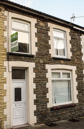Thumbnail Terraced house to rent in Madeline Street, Pontygwaith