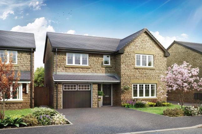 Thumbnail Detached house for sale in The Garth Cranberry Lane, Darwen