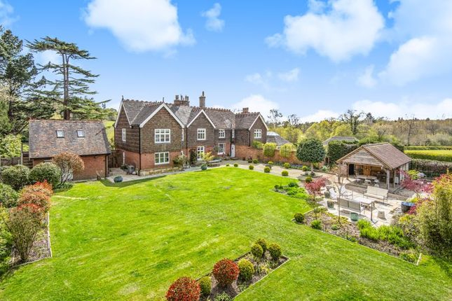 5 bed property for sale in Rocks Lane, High Hurstwood, Uckfield TN22